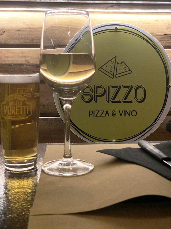 vino e birra per festa da spizzo