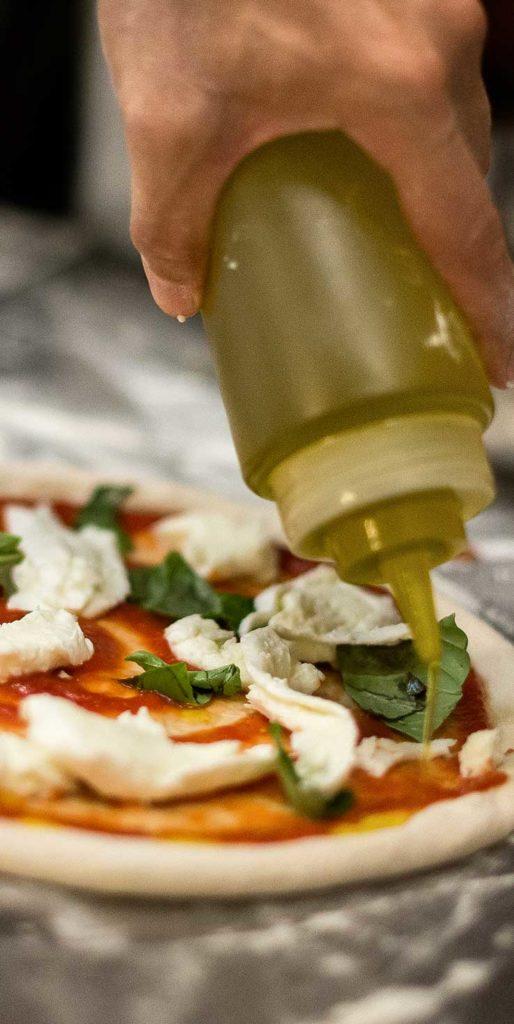 la pizza di Spizzo